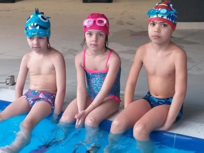 Şcoala de înot