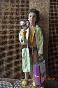 Badea Rares si Cupa pentru copii 6 ani