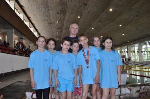 Echipa Delphin Inot Club Constanta