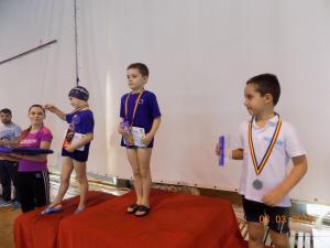 Stoicescu Mihai - Loc 1 50m liber