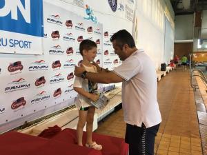 David Stefan - loc 3 50m spate - Pitesti 2018